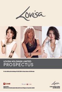 Lovisa prospectus