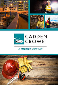 Cadden Crowe Recruitment brochure design