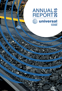 Universal Coal annual report