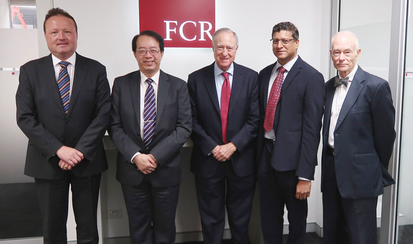 PR firm FCR strengthens Asian connections