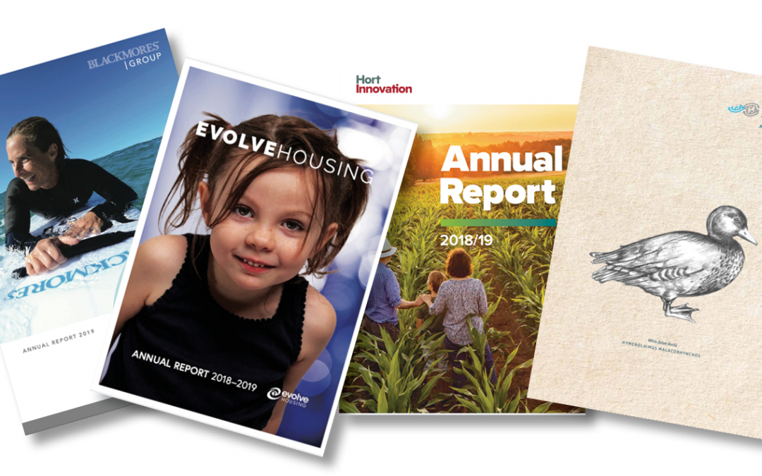 How to improve your annual report, 3: